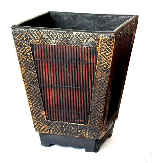 small artisan basket